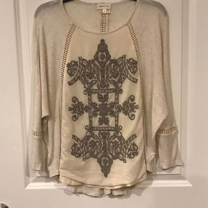 Meadow Rue Sweater from Anthropologie